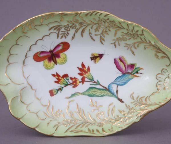 Baroque Dish - Assorted Colors