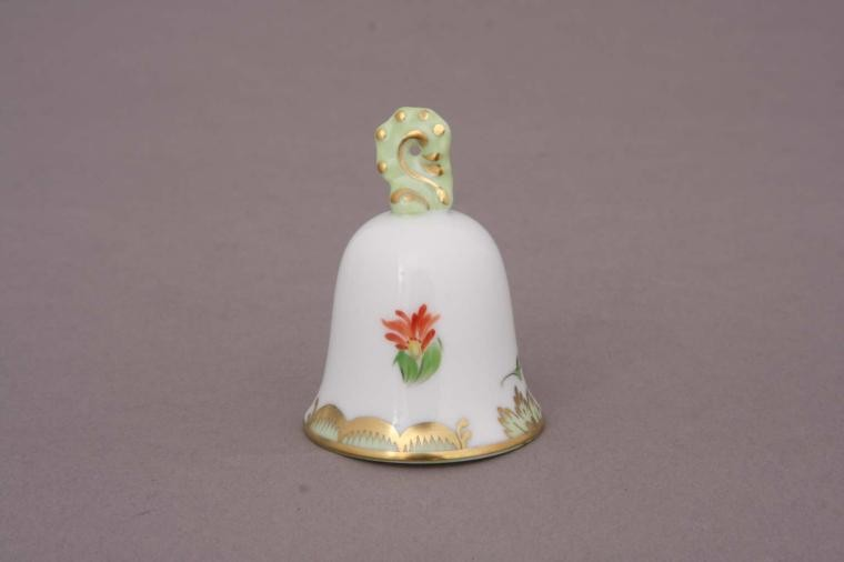 Table Bell, Baroque Knob
