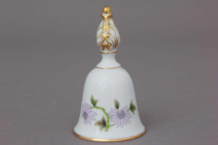 Table Bell, Acanthus Knob (Assorted Decors)