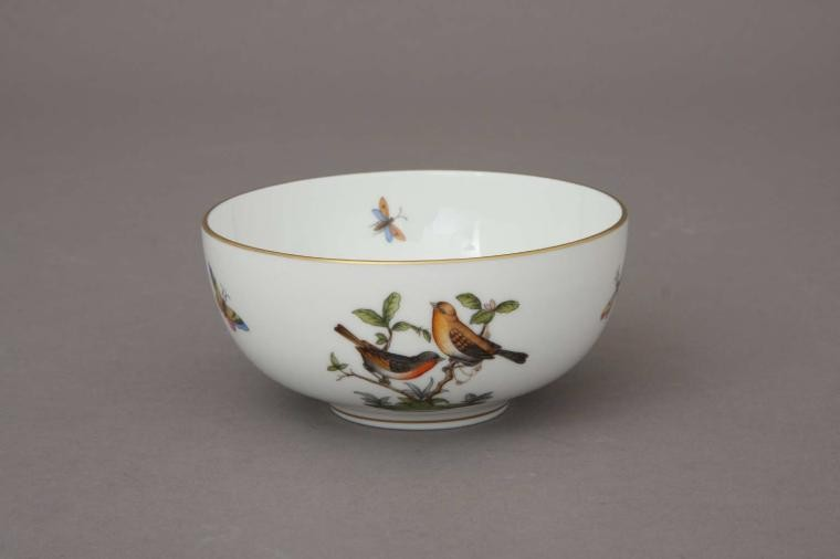 Small Oriental Bowl (Assorted Decors)
