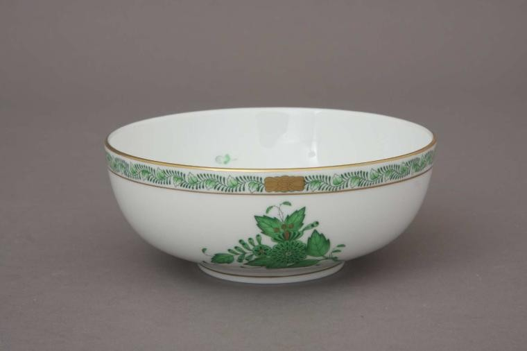 Medium Oriental Bowl (Assorted Decors)