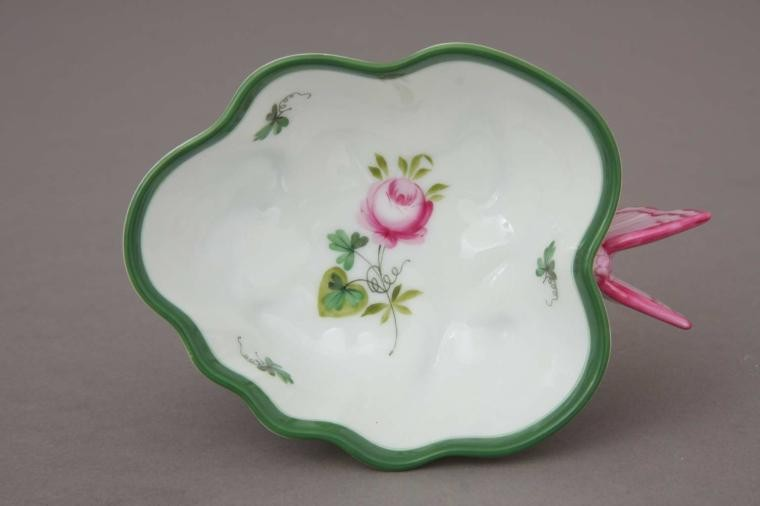 Sugar Bowl w. Butterfly handle (Assorted Decors)