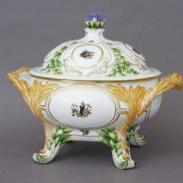 Rococo Style - Punch Bowl