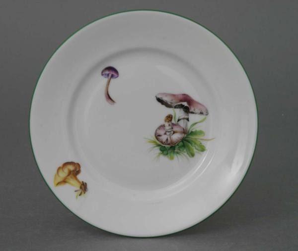 Salad Plate - Mushroom Edition