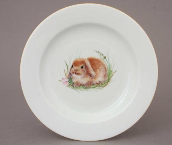 Dessert plate - Children Edition