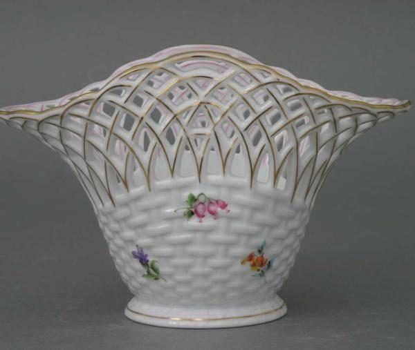 Basket, Open-work