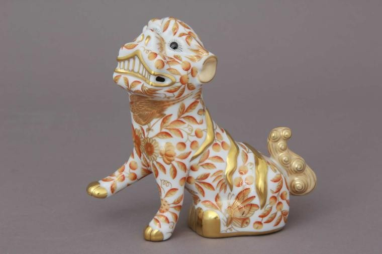 Foo Dog Left (Assorted Colors)