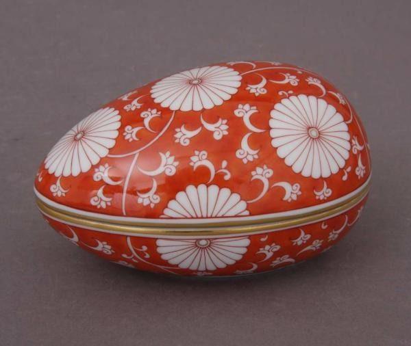 Bonbonniere, Egg-shaped