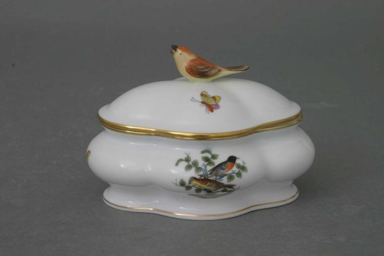 Bonbonniere, Bird Knob
