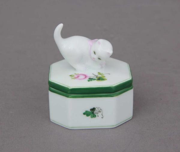 Fancy Box, Cat Knob