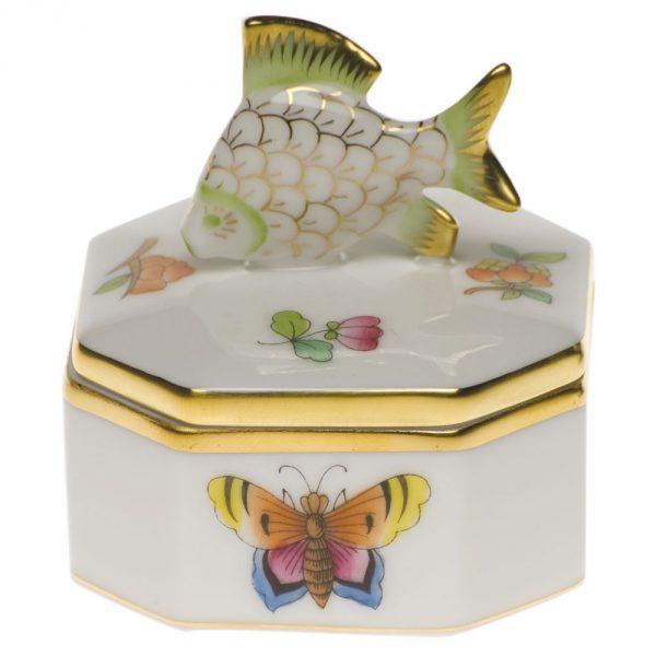 Bonbonniere, Fish Knob