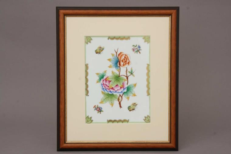 Tableau, Framed (Assorted Colors)