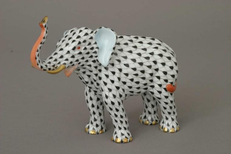 Elephant (Lucky) - Assorted Decors