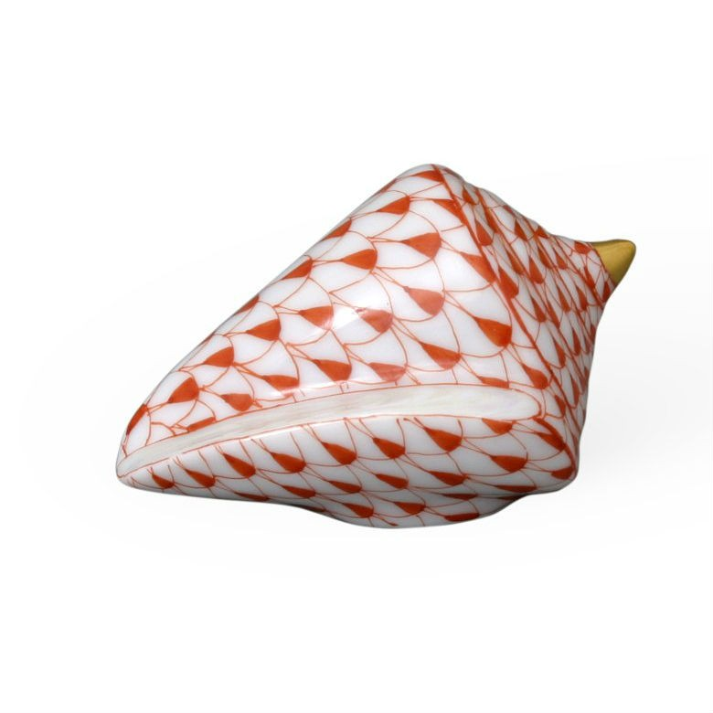 HEREND MINI CONE SHELL
