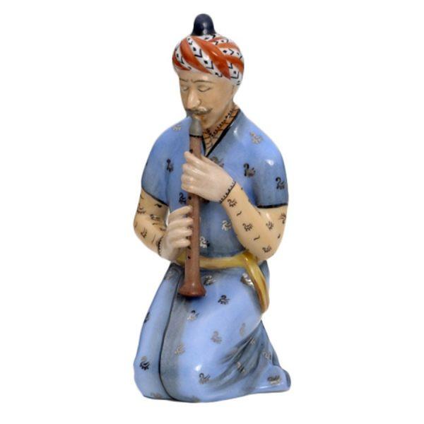 Persian Pipe Player