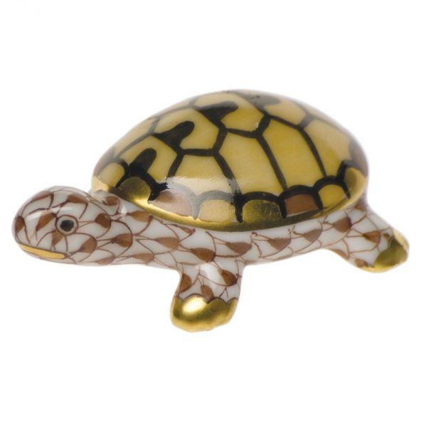 Turtle medallion
