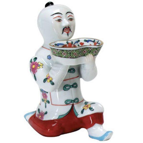 Chinese, Kneeling