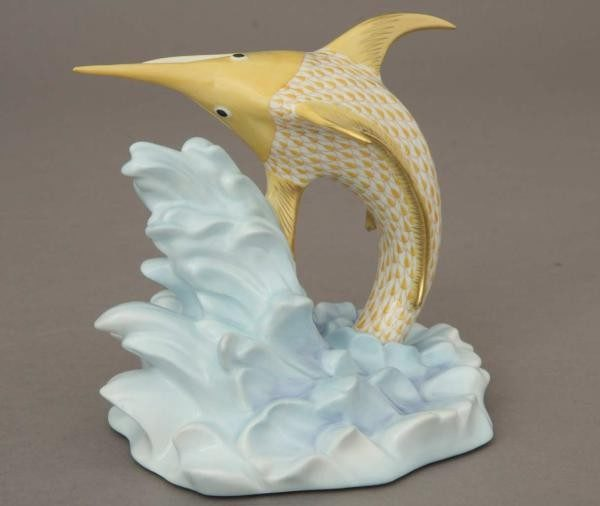 Swordfish (Assorted Fishnet Colors)