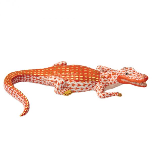 Small Alligator - Assorted Decors
