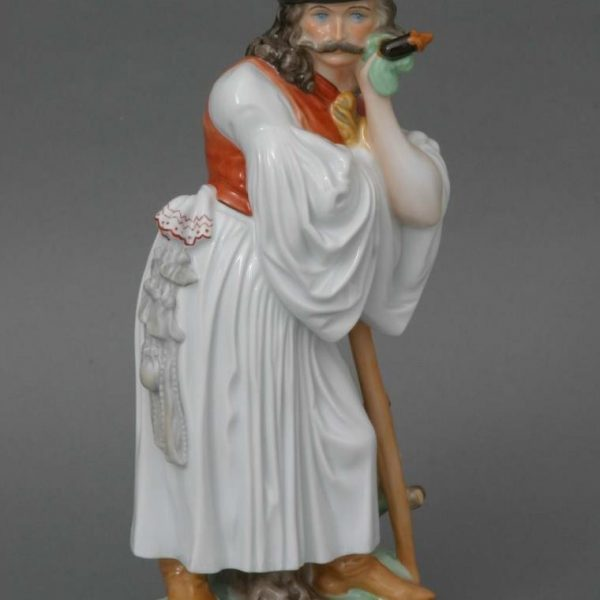 Mournful shepherd