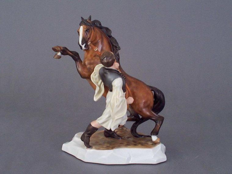 Horseherd of Hortobagy