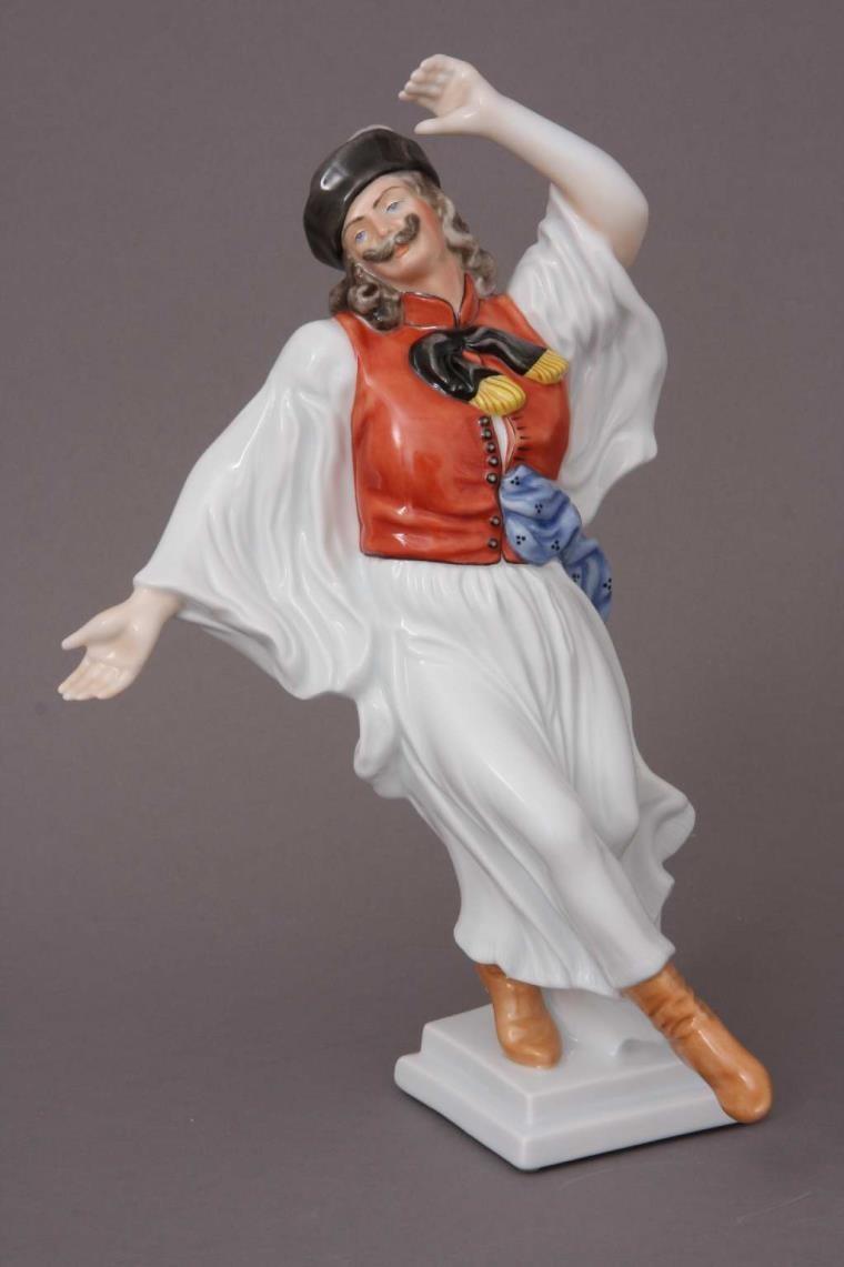 Hungarian lad, dancing