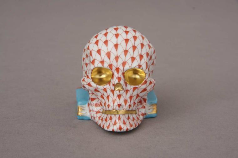 Skull, miniature