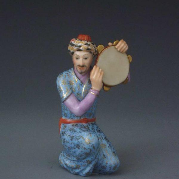 Drum-player Persian