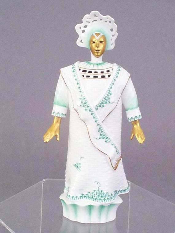 Carnival Figurine