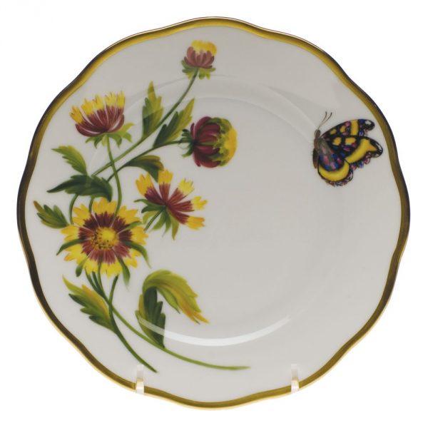 Dessert Plate - American Spring Flower Edition