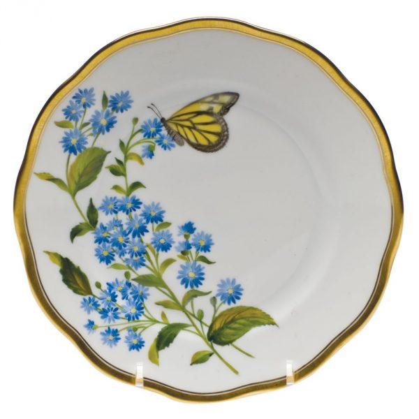 Bread & Butter Plate - American Wildflower