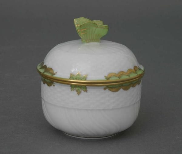 Honey Pot, butterfly knob - Princess Victoria Colors