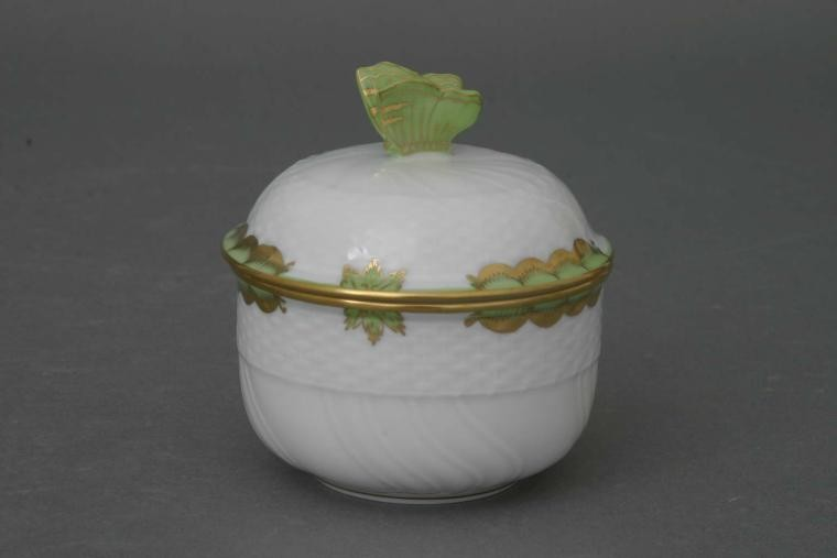 Honey Pot, butterfly knob - Princess Victoria Colors
