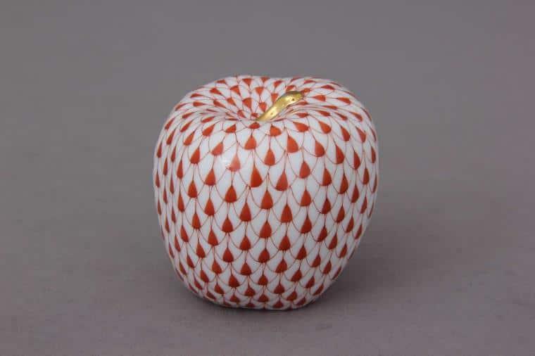 Herend Apple Fishnet Rust 08555-0-00 VH