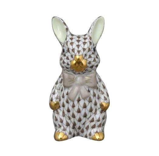 Bunny with bowtie