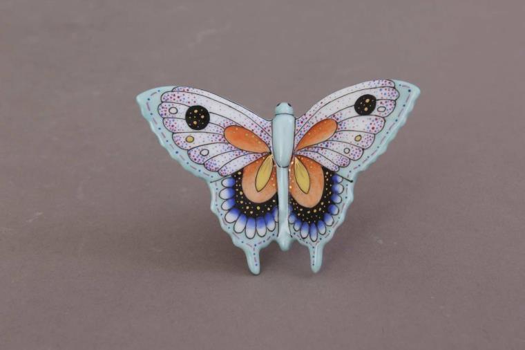 Butterfly - Fishnet Rust