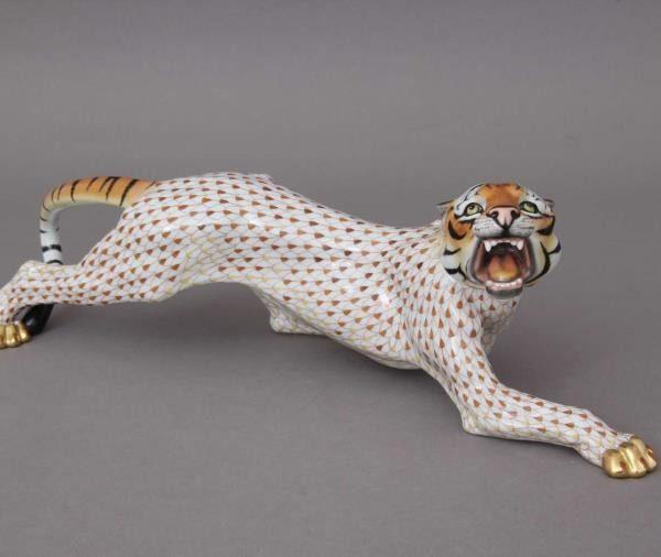 Tiger - Fishnet / Natural