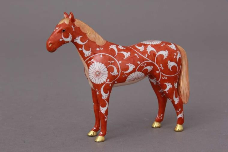 Standing Horse , small