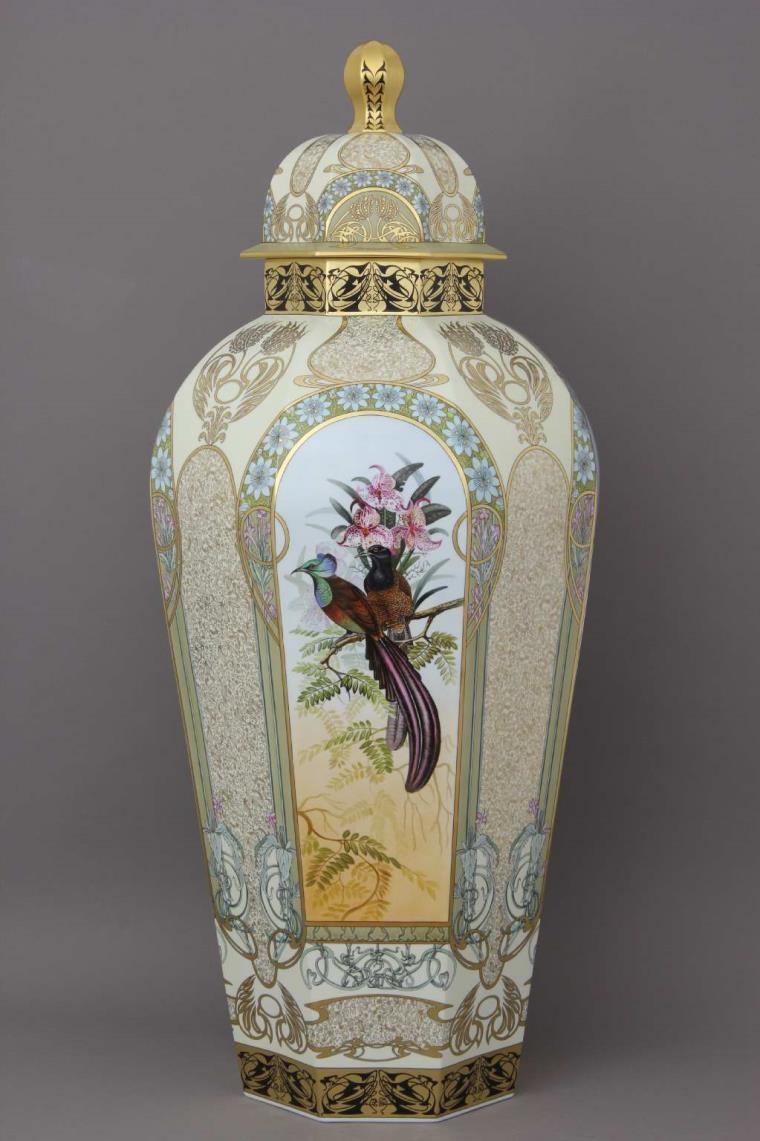 Big vase - Limited to 25 pcs.