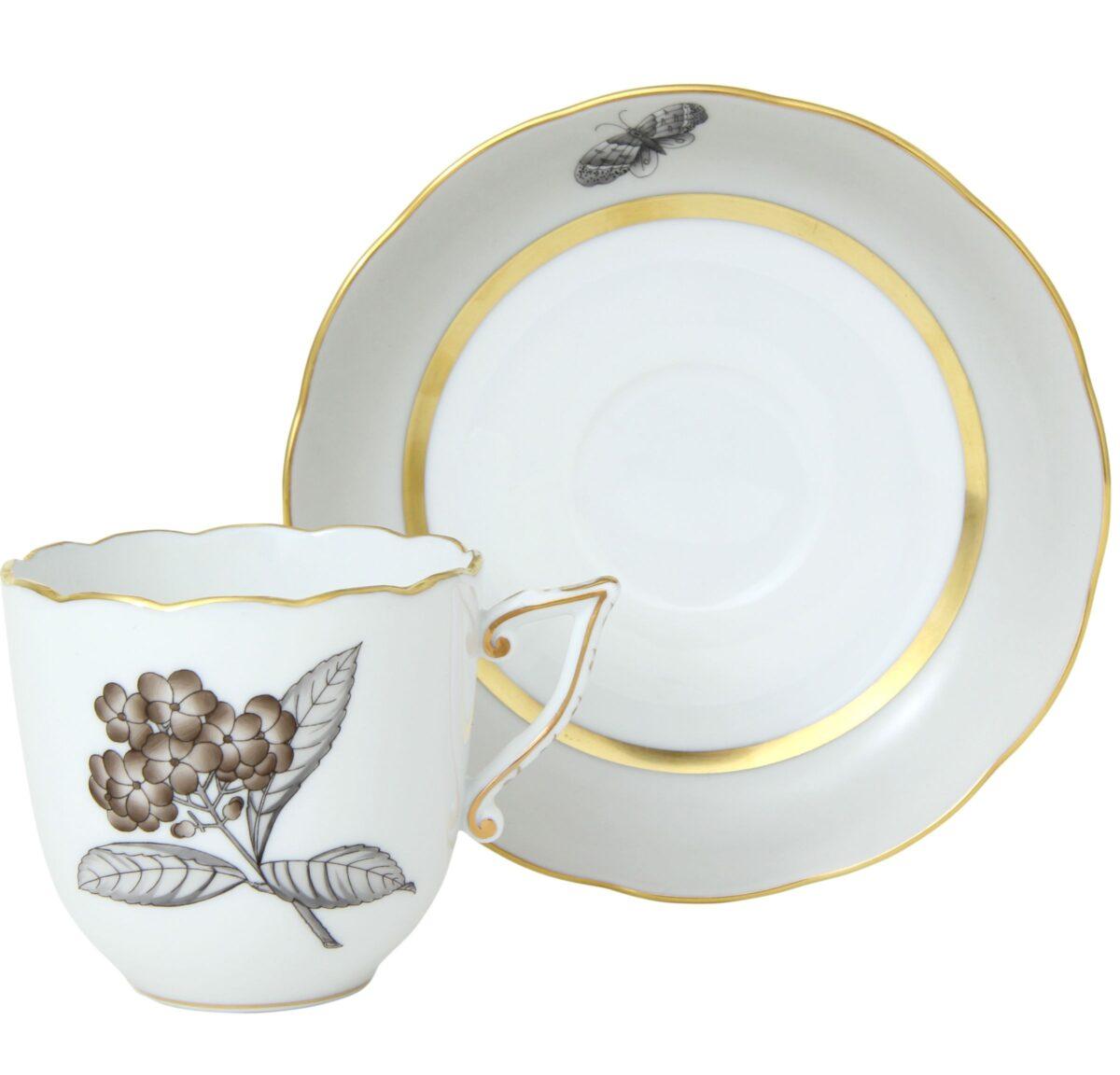 Coffee Cup&Saucer-Victoria Grande