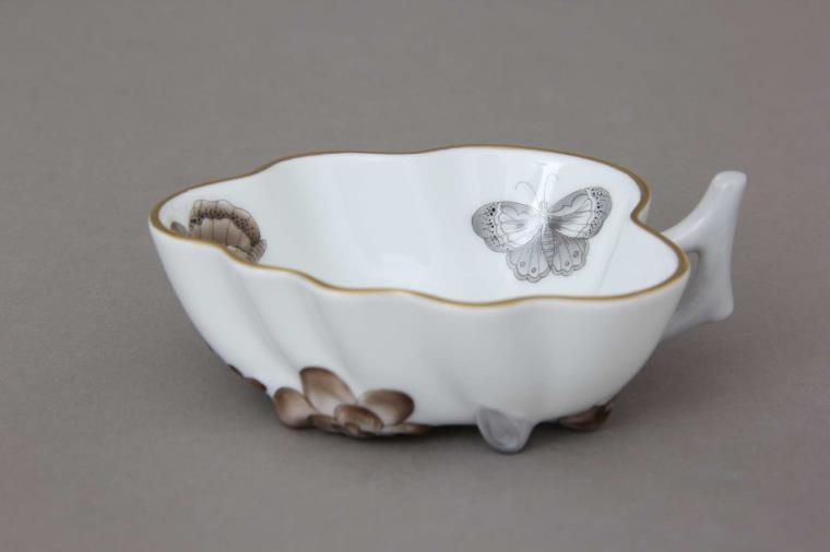Sugar Bowl, Leaf Shape-Victoria Grande