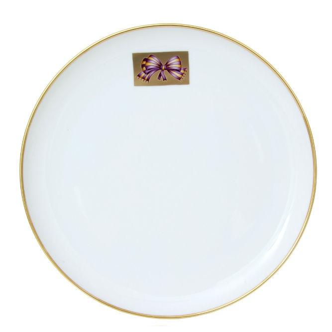 Dinner Plate - Hermitage