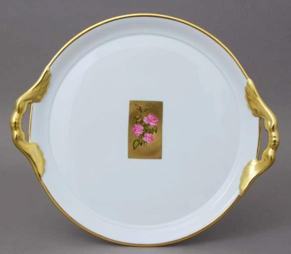 Cake Plate - Hermitage