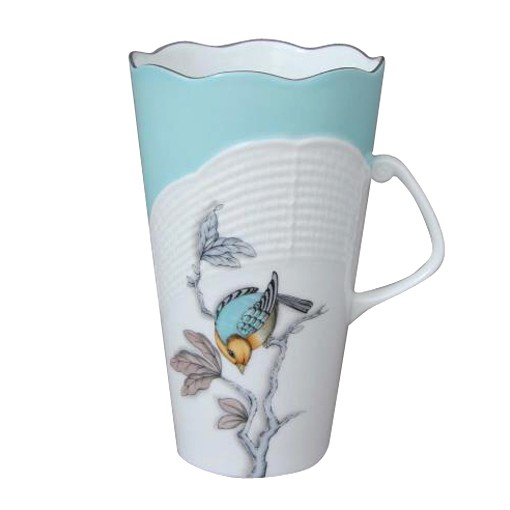 Mug - Foret Turquoise Platinum