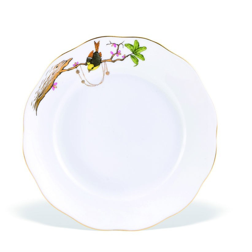 Dessert Plate - Dream Garden