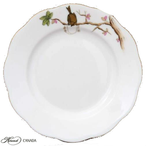 Bread & Butter Plate - Dream Garden Gold