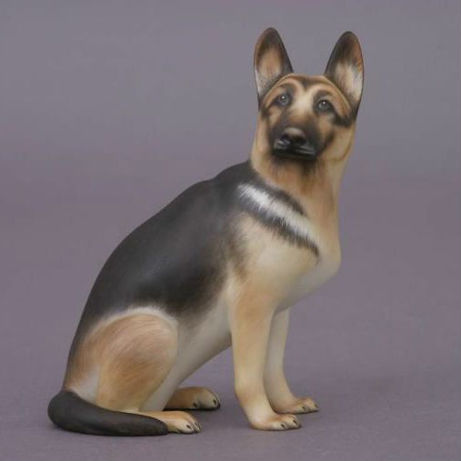 German Sheppard - Fishnet Brown