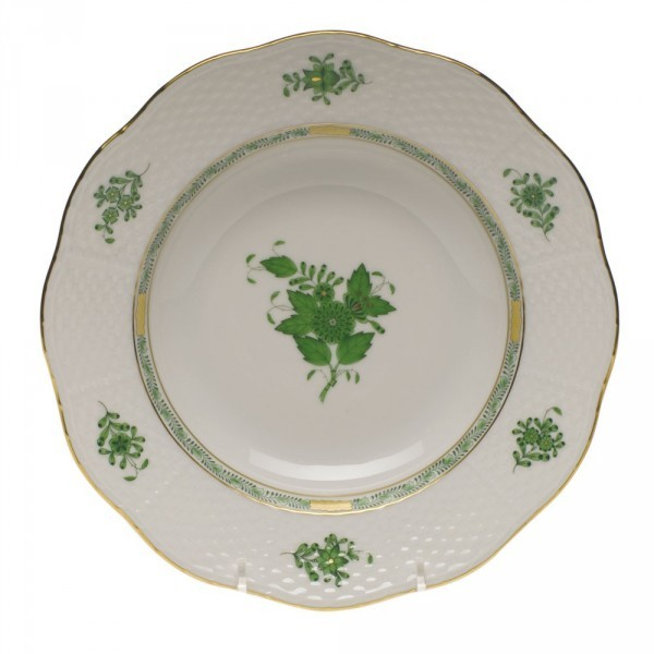 Rim Soup Plate - Chinese Bouquet