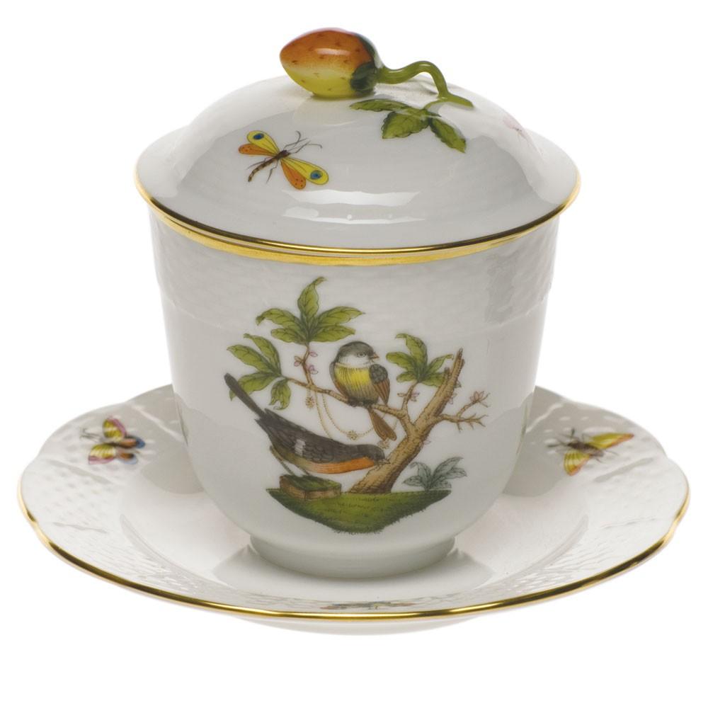 Jam Pot Rothschild Bird