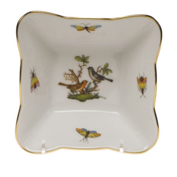 Square Salad bowl-small Rothschild Bird